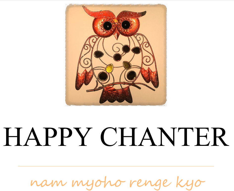 Happy Chanter